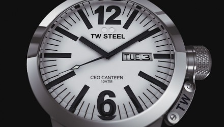 TW STEEL | CEO